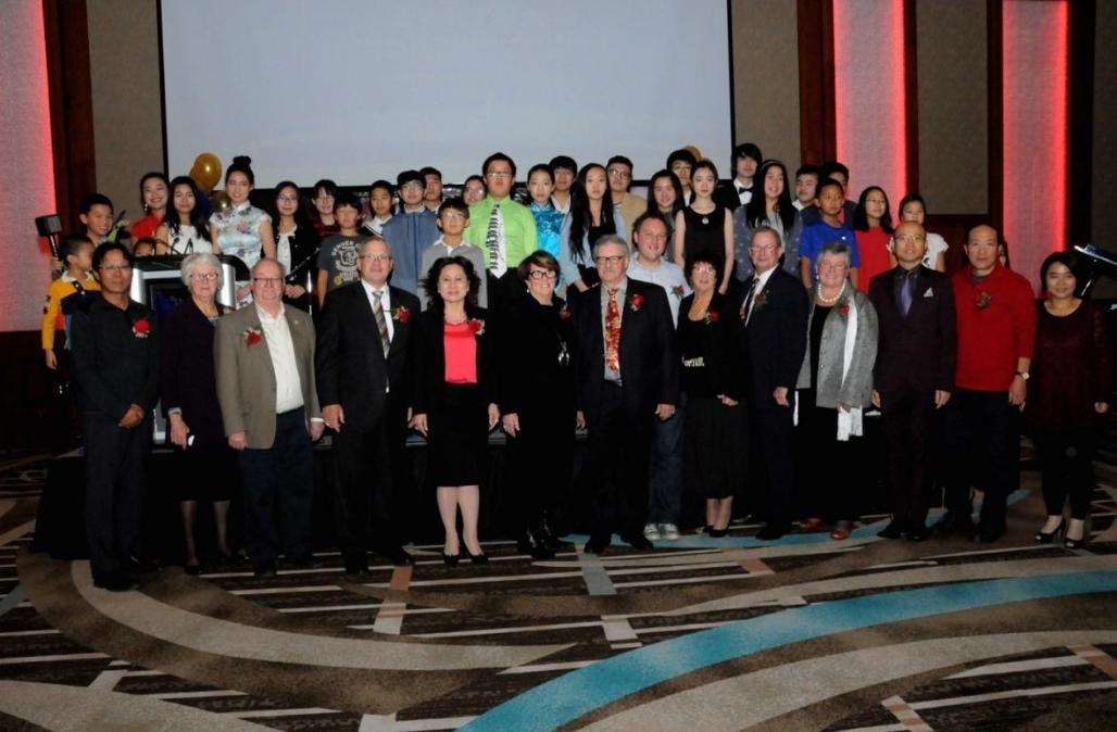 2015 CYFA PEI Respon Charity Banquet