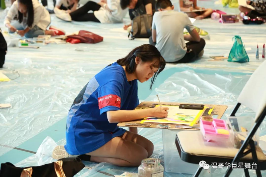 6th Youth World Cup Live Painting Competition